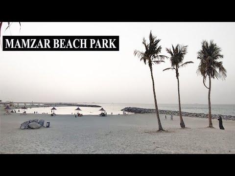 Mamzar Beach Park Dubai 2021
