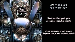 bap 1004 angel hangul romanized french lyrics vostfr