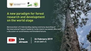 Four years of challenges (2015 – 2018) social forestry and forestland tenure in Indonesia