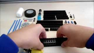 How to make a Lego Pneumatic Engine