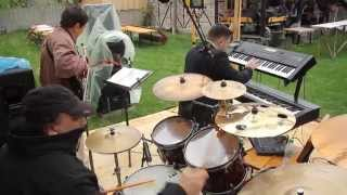 X Key - The Boy From The Bay /Tower of Power cover / Maslinovo Jazz 2015 маслиново джаз