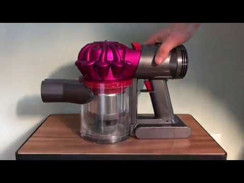 Dyson Not Working? How to Remove a Dyson V7 Battery (V7 Vacuum Disassembly)