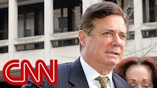 New charges against Manafort in Mueller probe