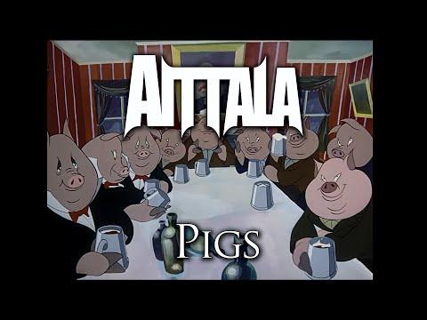 Aittala - 'Pigs'
