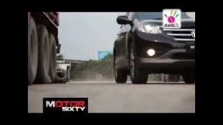 2012 Test drive New Honda CR-V 2.4EL 4WD : Episode 26