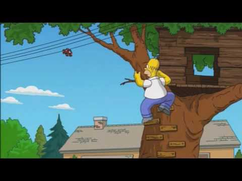 Channel 4: The Simpsons Ident