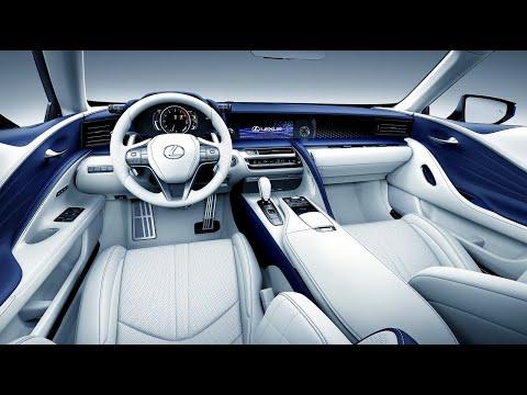 Lexus LC 500 Convertible 2021 - 2022 Review, Photos, Exhibition, Exterior and Interior