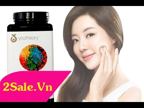 Collagen Youtheory Type 1 2 & 3