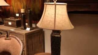 Uttermost 27455 Ceramic Table Lamp
