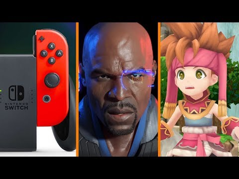 Switch SAVES GameStop + Crackdown 3 Announcement MISTAKE + Secret of Mana REMAKE! - The Know
