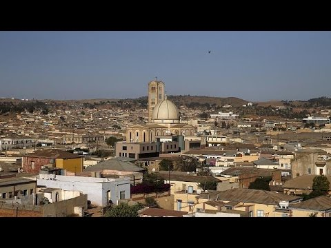 Little Rome: Eritrea's capital Asmara seeks UNESCO heritage recognition