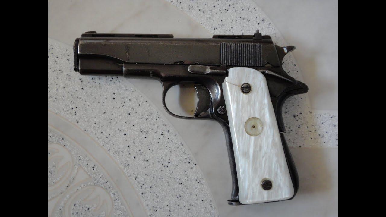 Llama Especial .380 1911 look alike. 2 mags For Sale at GunAuction ...
