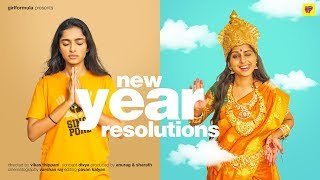 New year Resolutions | Girl Formula | Chai Bisket