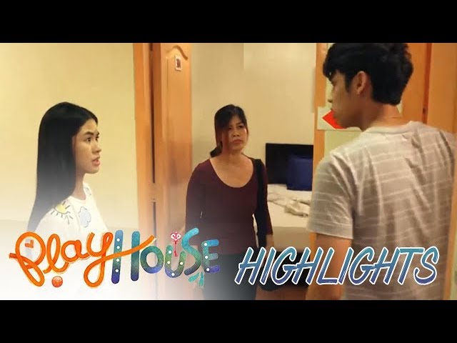 Playhouse: Shiela and Zeke have a conflict in their hotel | 90