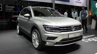 Volkswagen Tiguan India Launch Details And On Road Price Expectation