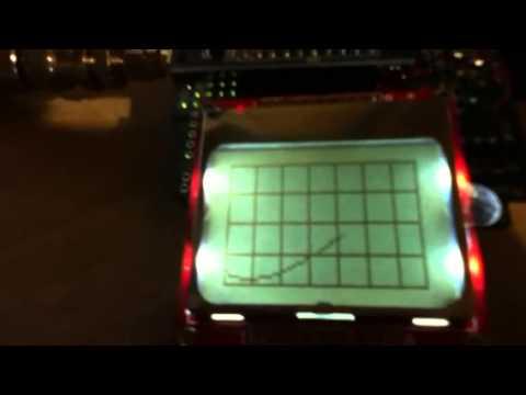 Antenna analyzer Arduino Uno