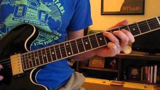 Hey Bulldog Guitar Solo Lesson - Beatles