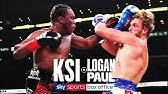 KSI vs LOGAN PAUL 2   FULL FIGHT   9th NOVEMBER 2019 🥊