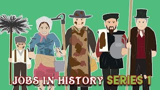 Jobs in History Series #1