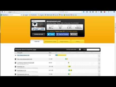 Rapid Ranker Website Speed Improver Demo