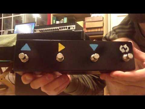 DIY MIDI foot controller *see description*