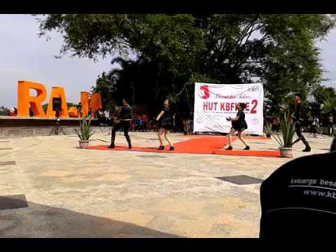 GLORRY DANCER RENGAT : Ultah KBFI FINAL winer