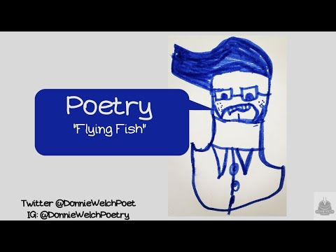 FLYING FISH Children's Poem