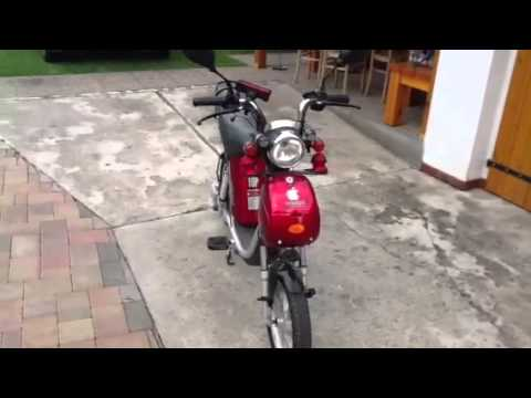 elektro moped mpkorado youtube. Black Bedroom Furniture Sets. Home Design Ideas