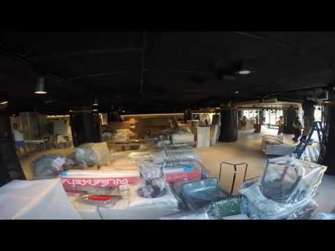 Fanuli Melbourne Showroom Creation