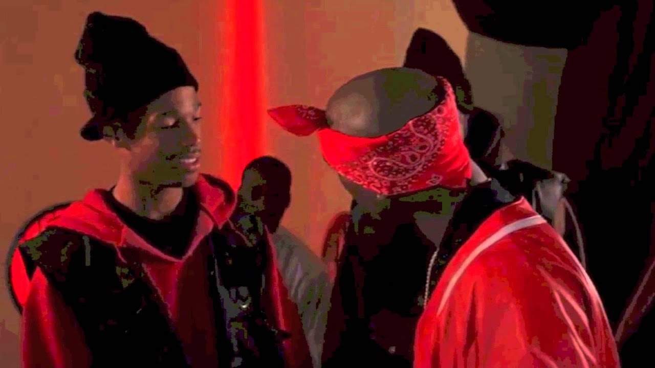 Download 2Pac Punks Bugaloo - Above The Rim Movie
