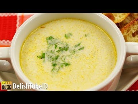 Resep & Cara Membuat Sup Cream Ayam
