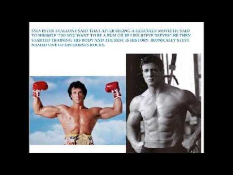 Steve Reeves His Story Part One
