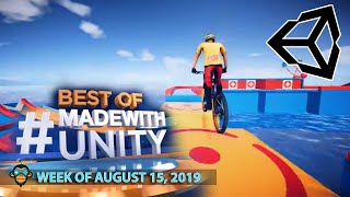 BEST OF MADE WITH UNITY #33 - Week of August 15, 2019