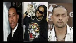 ludacris, sean paul& lil jon- how low u get crunk dj M.O remix
