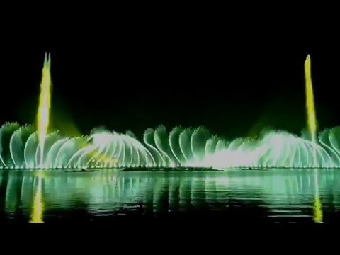 Aamby Valley City Musical Fountain & Fireworks Show