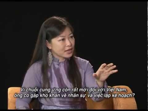 Insight Vietnam episode 12, Clip 2 of 2 - SUPPLY CHAIN CHALLENGES IN VIET NAM