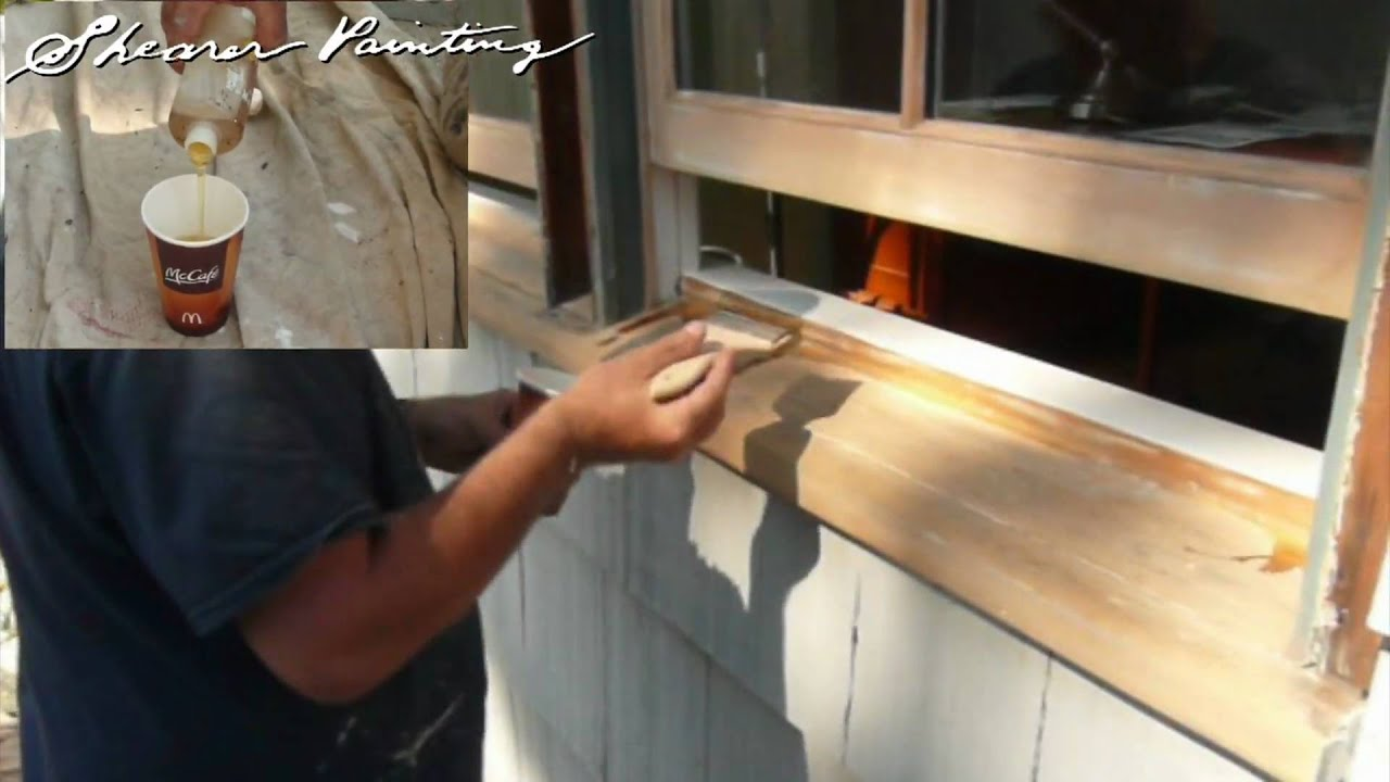 How To Do Window Repair And Fix Wood Rot 206 431 3606