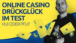 DrückGlück Casino im Test | Probleme mit der Auszahlung?