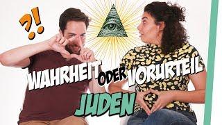 Juden regieren die Welt?! | Wahrheit oder Vorurteil