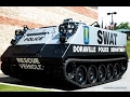 10 Insane Law Enforcement Vehicles