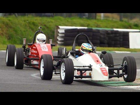 Irish Formula Vee 2015 - Round 10 - Mondello International 'A Race'