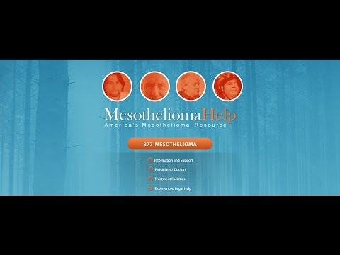 Mesothelioma Help - Live Q&A 2015