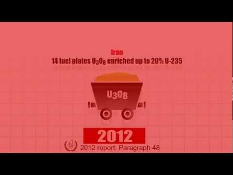 IRAN - a DECADE of IAEA VIOLATIONS Report