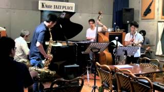 The days of Wines and Roses , Takasaki K Note Jam Session on July 13, 2013