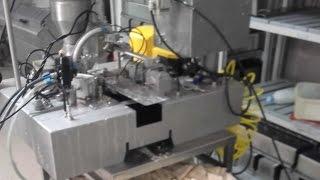 1er machine au monde de fabrication de samoussas - pliage traditionnelle