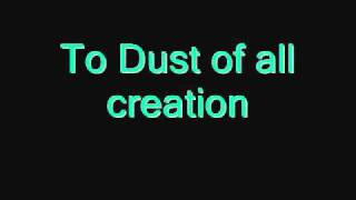 Instruments of destruction lyrics