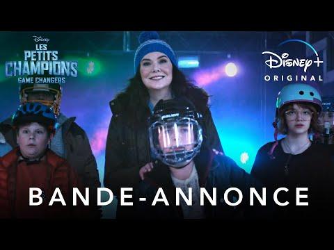 Les Petits Champions : Game Changers - Bande-annonce (VOST) | Disney+