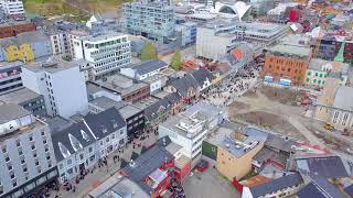 Constitution Day - People's Parade in Tromsø, Norway thumbnail