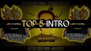TOP 5 - INTRO MASCOTTE | (2,5D)