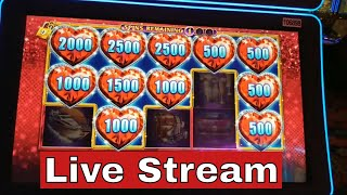 🔴Live Stream Slot Play w/NG ! LAS VEGAS Part 1